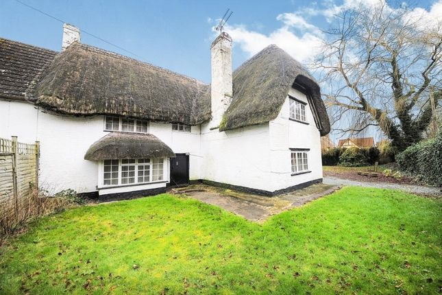 Thumbnail Semi-detached house for sale in The Green, Lyneham, Chippenham, Wiltshire