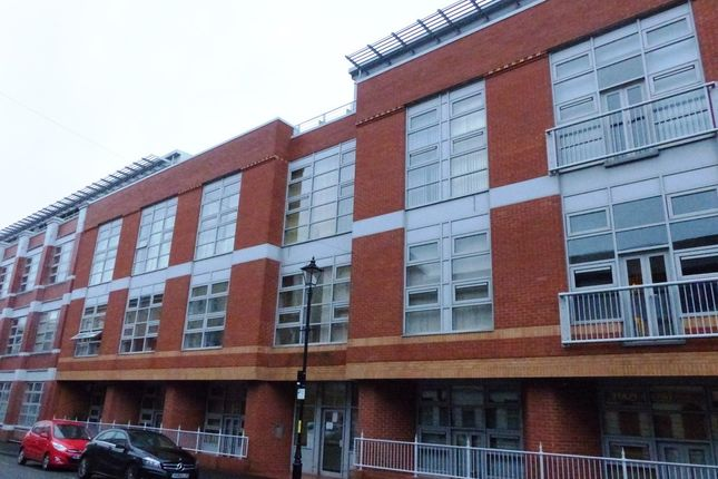 Thumbnail Flat for sale in Branston Street, Hockley, Birmingham
