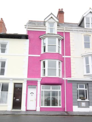 Thumbnail Terraced house for sale in Seaview Terrace, Aberdovey, Gwynedd