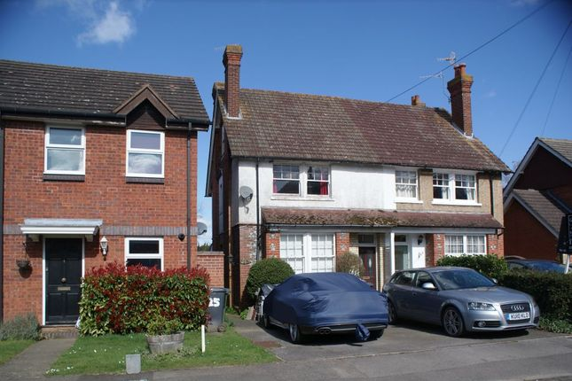Thumbnail Maisonette for sale in Staion Road, Shalford
