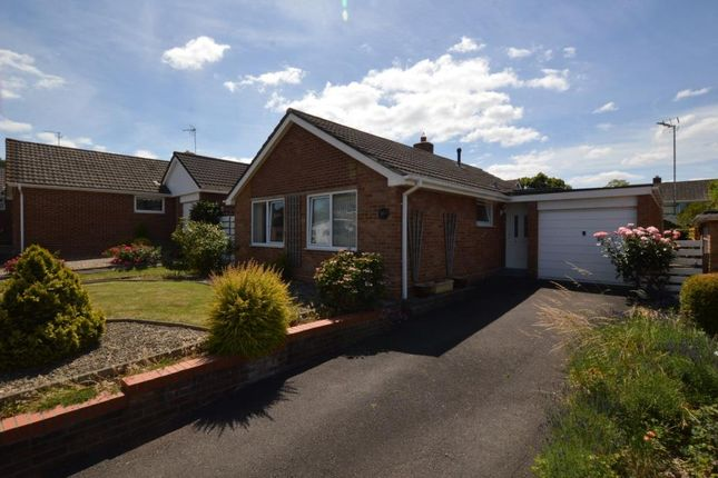 Thumbnail Detached bungalow for sale in Parkfield Crescent, Taunton, Somerset