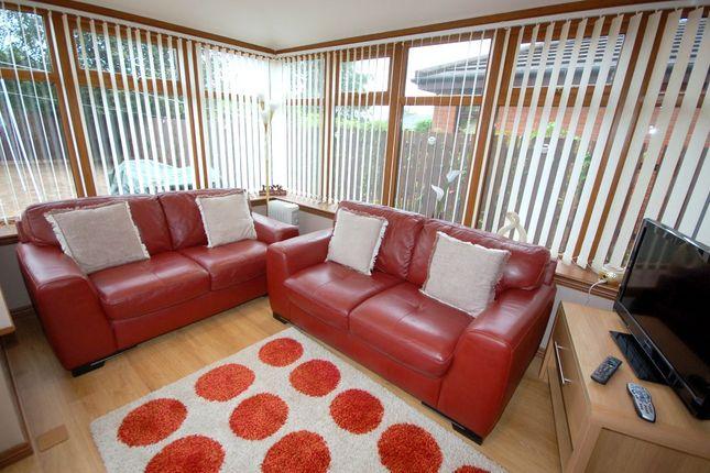 Thumbnail Semi-detached house for sale in Leander Crescent, Bellshill