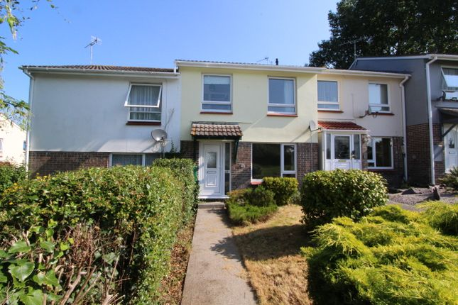 Thumbnail Terraced house to rent in Woodland Way, Torpoint