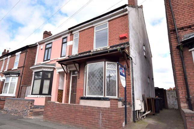 Thumbnail Flat for sale in Springfield Road, Wolverhampton