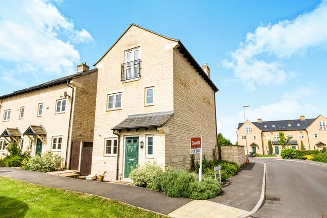Thumbnail Detached house for sale in Thistleton Lane, South Witham, Grantham