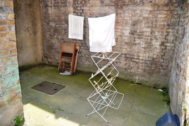 Gallery of Settles Street, London E1