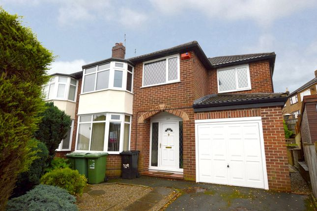 Thumbnail Semi-detached house for sale in Fartown, Pudsey, West Yorkshire