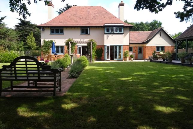Thumbnail Detached house for sale in Main Road, Bouldnor, Yarmouth