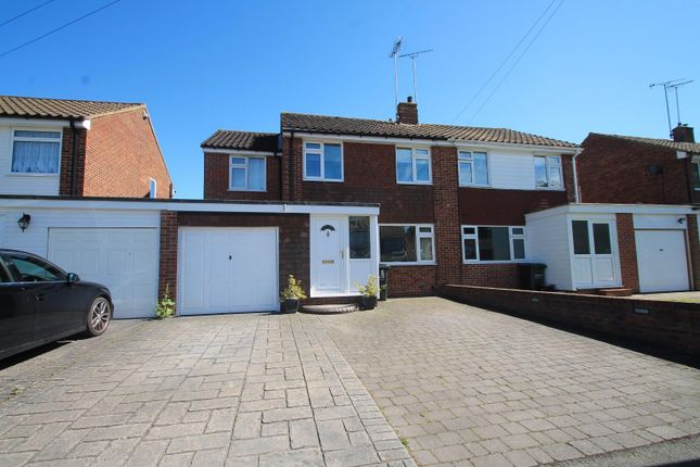 Thumbnail Property for sale in Highwood Close, Higham, Rochester
