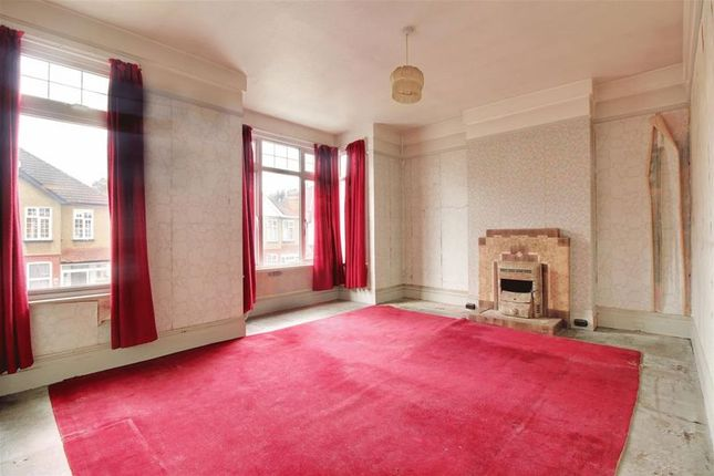 Thumbnail Semi-detached house for sale in Hamilton Road, Harrow-On-The-Hill, Harrow