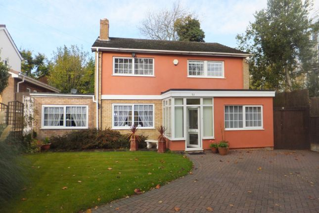 Thumbnail Detached house for sale in Norfolk Road, Sutton Coldfield