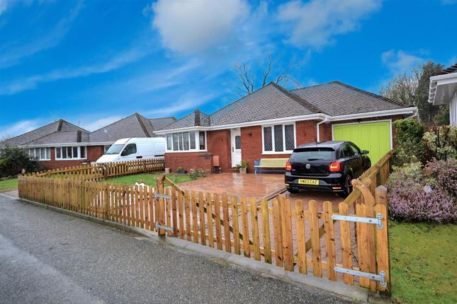 2 bed detached bungalow for sale in New Road, Begelly, Kilgetty SA68