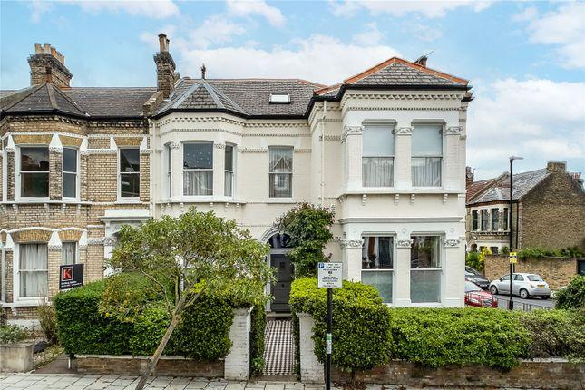 Thumbnail Semi-detached house for sale in Elms Crescent, London