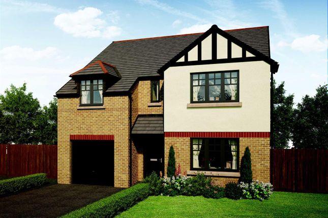 Thumbnail Detached house for sale in Cramlington