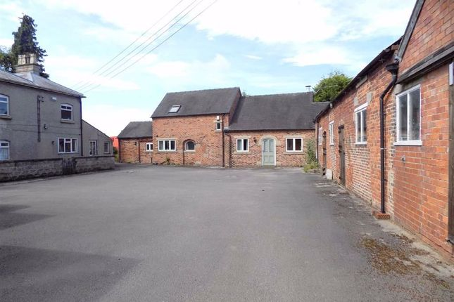 Thumbnail Land for sale in Wyaston Road, Ashbourne, Derbyshire