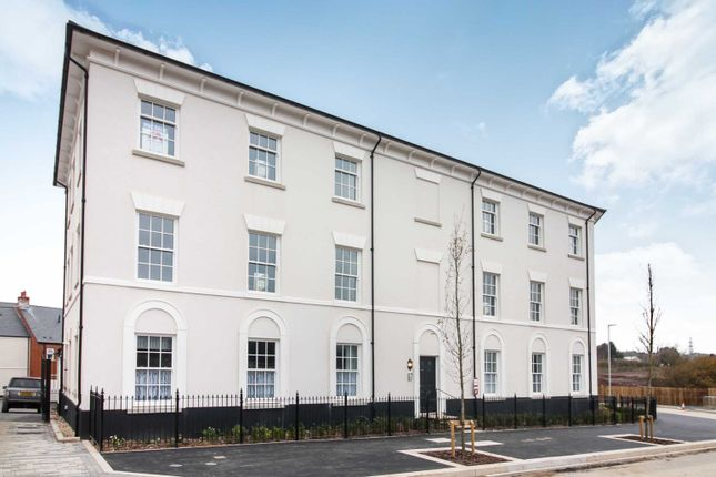2 bed flat for sale in Sherford, Plymouth, Devon