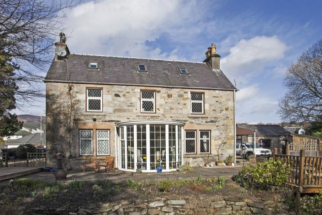 Thumbnail Detached house for sale in Ashbank House, Tomcroy Terrace, Pitlochry