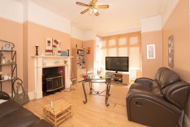 Thumbnail Terraced house for sale in Norfolk Road, Cliftonville