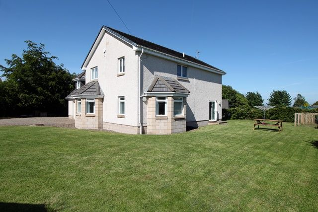 Thumbnail Detached house for sale in Main Street, Old Plean, Plean, Stirlingshire