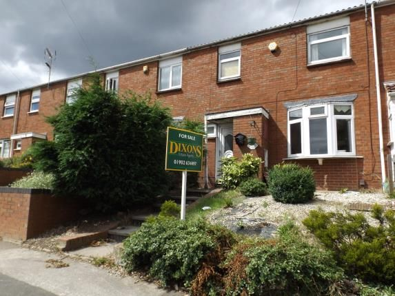 Thumbnail Terraced house for sale in Stroud Avenue, Willenhall, West Midlands