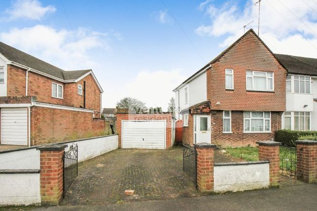 3 bed end terrace house for sale in Poynters Road, Dunstable