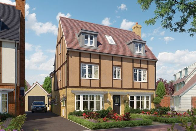 Thumbnail Detached house for sale in Hall Road, Rochford Essex
