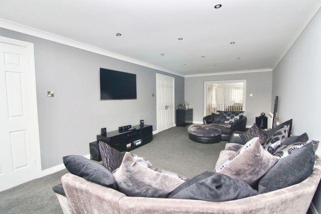 Living Room of The Grange, Newton Aycliffe DL5