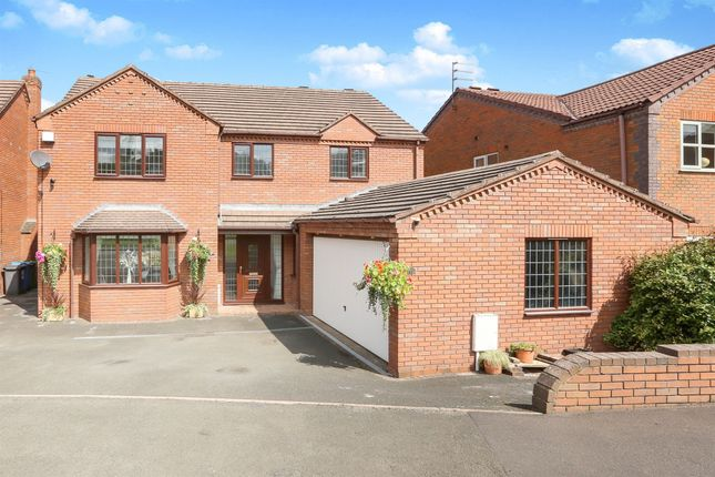 Thumbnail Detached house for sale in Bilbrook Road, Codsall, Wolverhampton