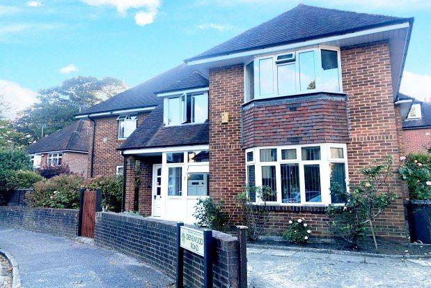 Thumbnail Flat to rent in Denewood Road, Bournemouth