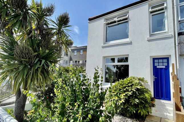 Thumbnail End terrace house for sale in Berkeley Cottages, Falmouth