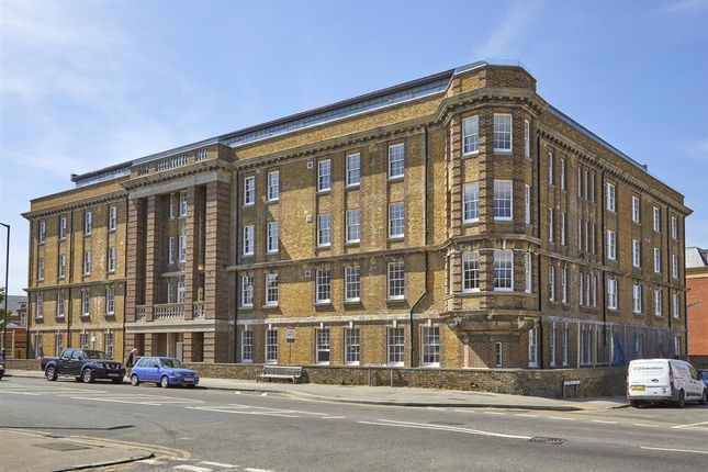 Thumbnail Flat for sale in Former Nurses Residence, Canterbury Road, Margate