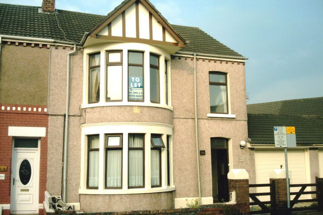 Thumbnail Flat to rent in Tydraw Street, Port Talbot