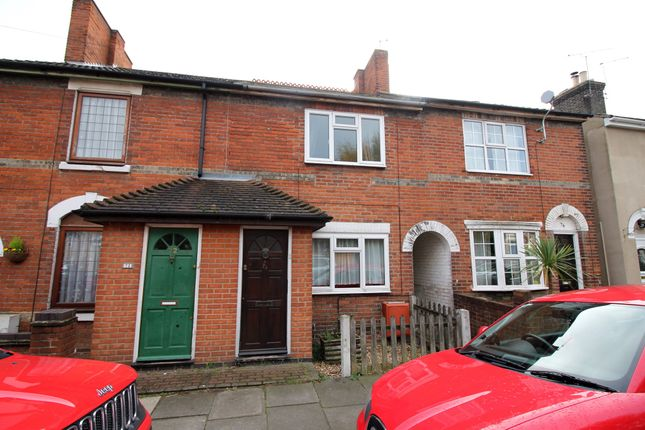 Thumbnail Terraced house for sale in Winchester Road, Colchester