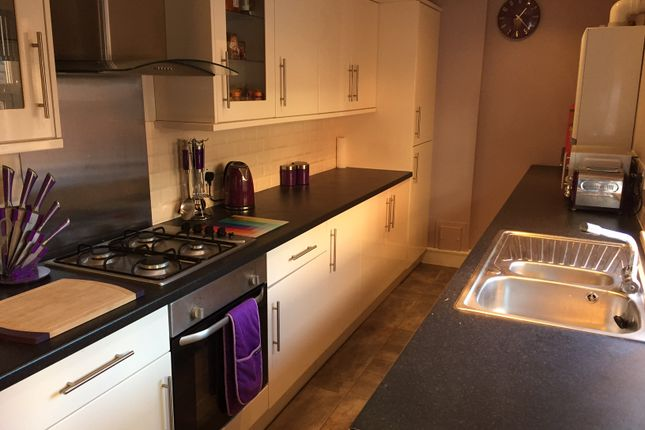 Thumbnail Terraced house to rent in Station Avenue South, Fenchouses