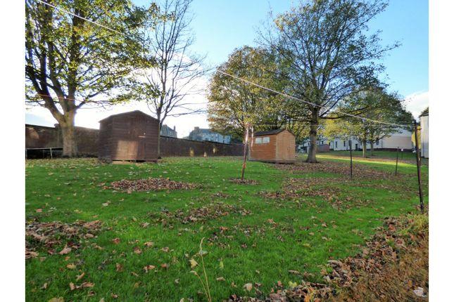 Communal Gardens of Moncur Crescent, Dundee DD3
