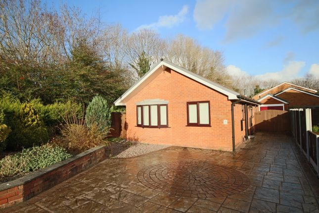 Thumbnail Detached bungalow for sale in Meadow Bank, Penwortham, Preston
