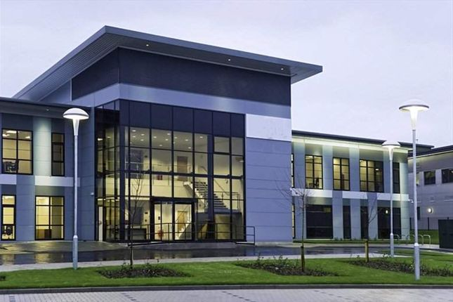 Office to let in International, A B Z Business Park, Dyce, Aberdeen