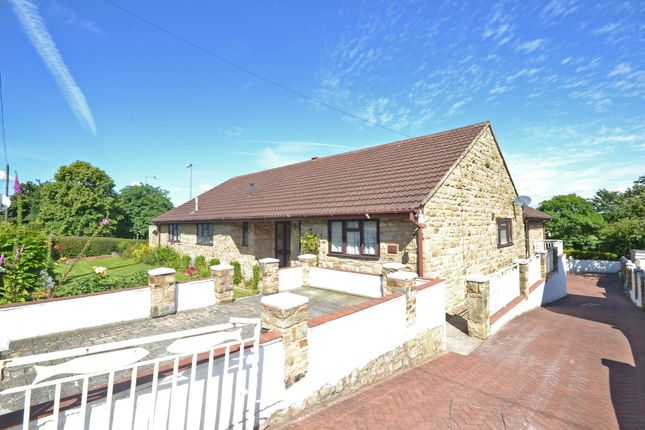 Thumbnail Detached bungalow for sale in Denby Dale Road West, Calder Grove, Wakefield