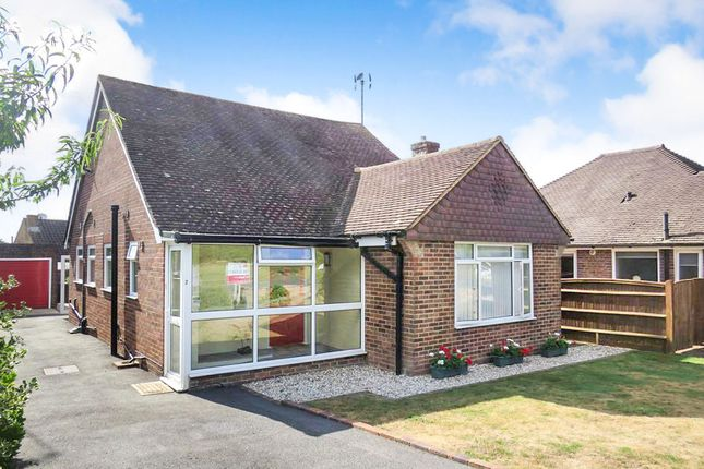 Thumbnail Detached bungalow for sale in Lancing Way, Polegate