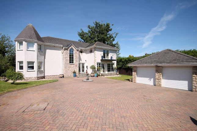 Thumbnail Detached house for sale in Worrall Gardens, Ferniegair, Hamilton