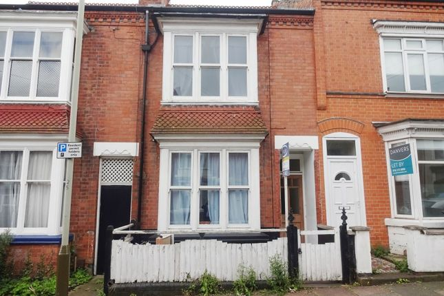 Thumbnail Terraced house for sale in Barclay Street, Off Narborough Road, Leicester