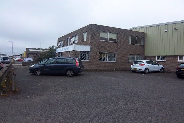 Thumbnail Industrial to let in Ipswich Road, Cardiff
