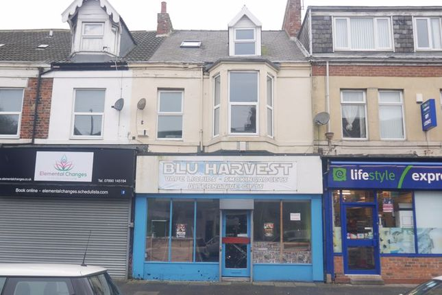 Thumbnail Commercial property for sale in Northumberland Village Homes, Norham Road, Whitley Bay