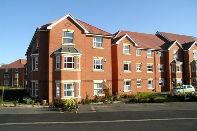 Thumbnail Flat to rent in Hardy Court, Worcester