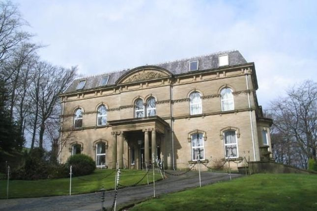 Thumbnail Flat to rent in High Street Fold, Luddenden, Halifax