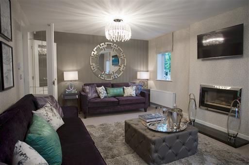 Thumbnail Link-detached house for sale in Wenman Road, Thame