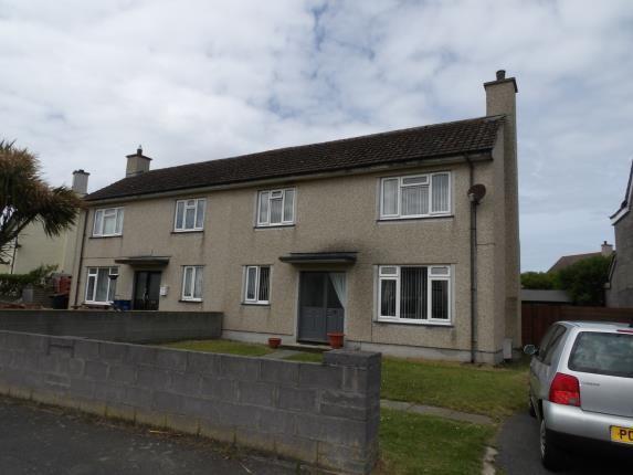2 bed semi-detached house for sale in bryn trewan, caergeiliog, holyhead, sir ynys mon ll65 - zoopla