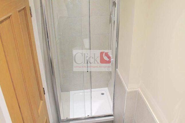 Shower Room of Albion Street, Jewellery Quarter, Birmingham B1