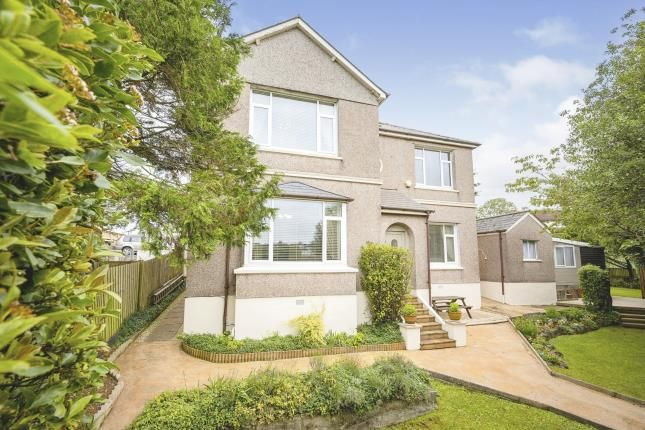 Thumbnail Detached house for sale in Plymstock, Plymouth, Devon