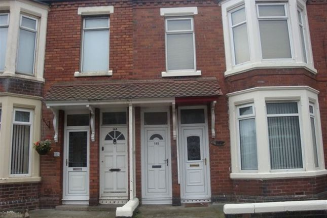 Thumbnail Flat to rent in St. Vincent Street, South Shields